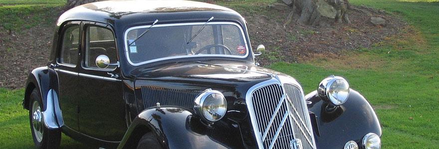 formation Réparateur voitures anciennes