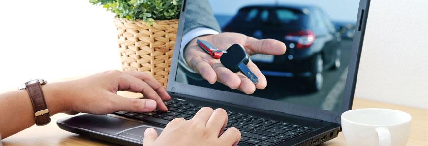 Mandataire automobile en ligne