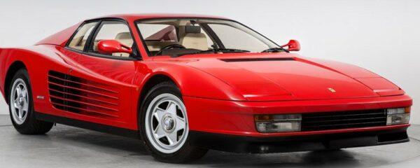Choisissez l'assurance de votre Ferrari California T avec Allianz