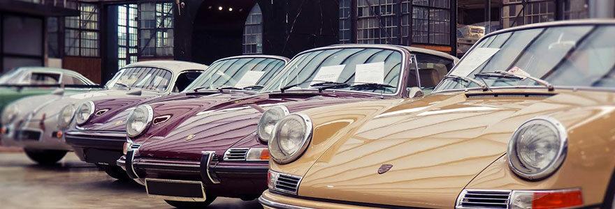Transport de voitures de collection et de prestige en toute securite