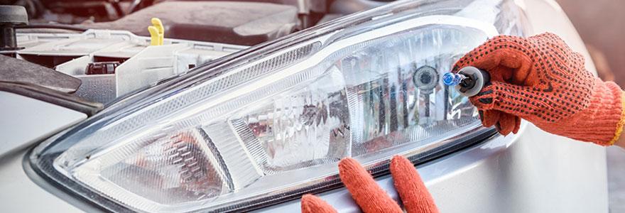 Achat d'ampoules de voitures en ligne