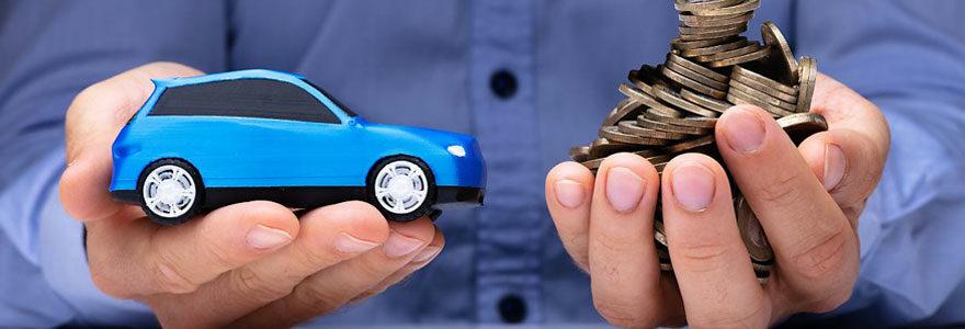 Recherche de véhicule en ligne